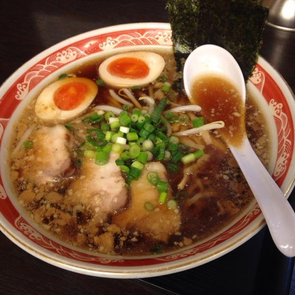 尾道ラーメン 麺一筋