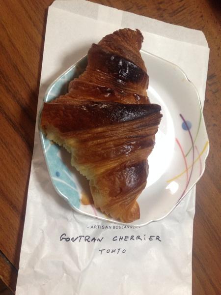 パリ発のお洒落なブーランジェリー ゴントラン シェリエ JR名古屋高島屋店