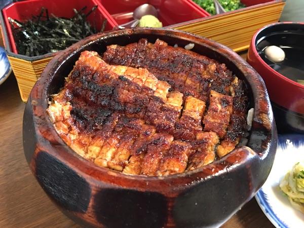 名古屋名物の絶品のひつまぶしが食べられるあつた蓬莱軒 神宮店