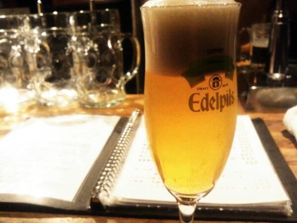 燻製と地ビール 和知