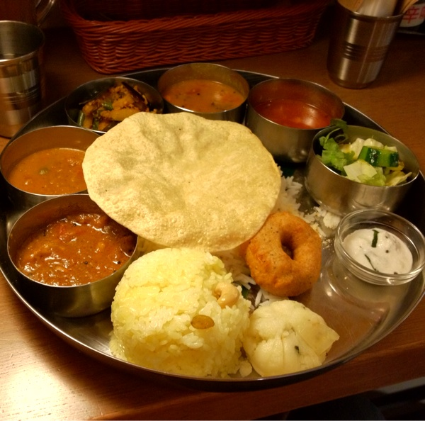 モダーン南インド。