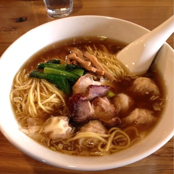 二度楽しめる絶品滋味スープ「穀雨」