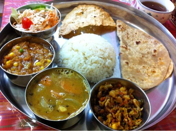 南インド家庭料理 インダスレイ(IndusRay)