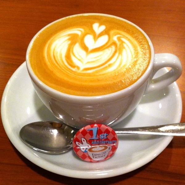 Espresso Factory 千駄木店(エスプレッソ ファクトリー)