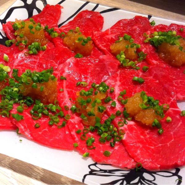 よく寝た肉は美味い!熟成和牛の焼肉の虜に。