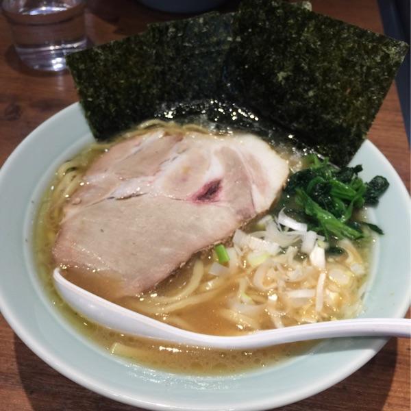 麺屋千晃 新横浜店(メンヤチアキ)