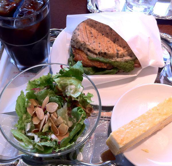アンティコカフェアルアビス 横浜ランドマークプラザ店(ANTICO CAFE AL AVIS)