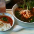 COM PHO with Terrace スパイシーフォーセット。