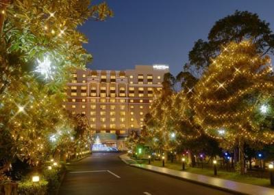ホテルオークラ東京ベイ ウィンターイルミネーション「Bayside Celebration」