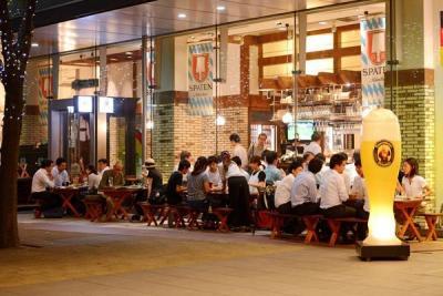ドイツビアレストラン フランツクラブ 浜松町(FRANZ club)