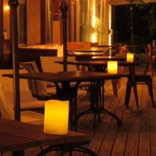 cafe43 River Side Terrace~Beer Garden Course~(キャラントトロワ)