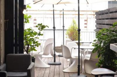 cafe 44 ルーフトップテラスで楽しむ 夏のビアガーデンコース