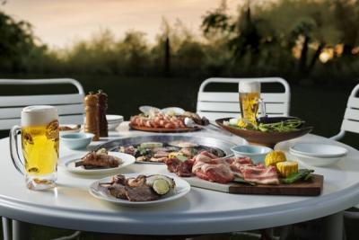 """ホテル日航成田 ジャルダンセリーナ「BBQ PARADISE 」~フォトジェ""""肉""""なバーベキュー~"""
