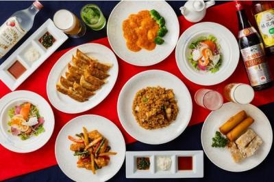 【屋内開催】リーガロイヤルホテル広島 チャイニーズダイニング リュウ「BEER FAIR 2018 ~ビア&充実の肉料理~」
