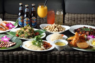 威南記海南鶏飯 日本本店 シンガポール ビアガーデン
