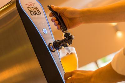 クサツエストピアホテル estopia2018 Beer Hall