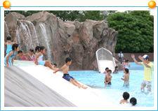 東武動物公園 東武スーパープール
