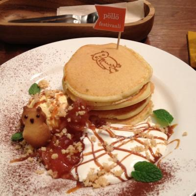 Cafe&zakka pollo(ポッロ)