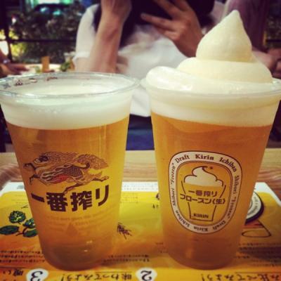 【2017年開催なし】キリン一番搾りガーデン 東京店