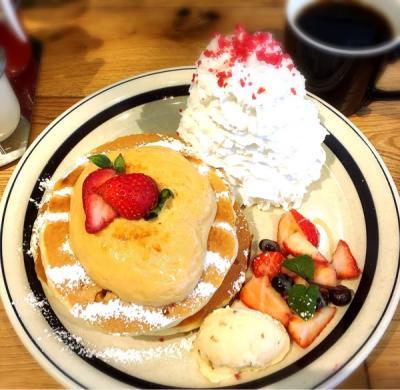 エッグスンシングス 梅田茶屋町店(Eggs 'n Things)
