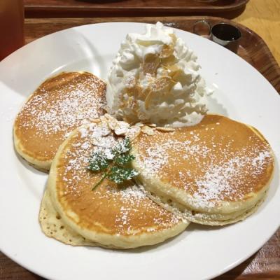 マノアパンケーキハウス クイーンズ伊勢丹店(manoa pancake house)