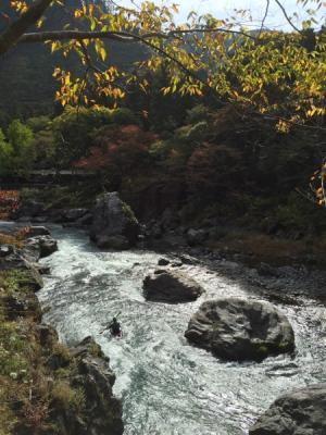青梅・御岳渓谷