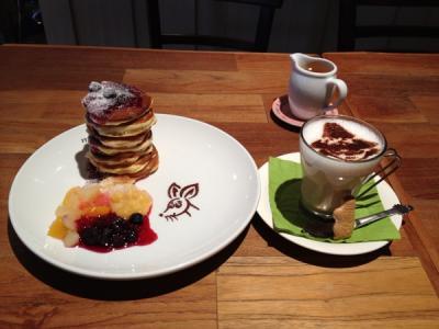 ムーミン ベーカリー&カフェ キャナルシティ博多店(moomin Bakery&Cafe)