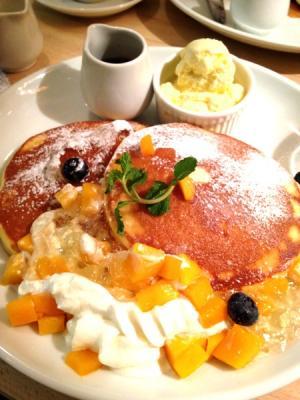 パンケーキ専門店 Butter 阪急梅田(バター)