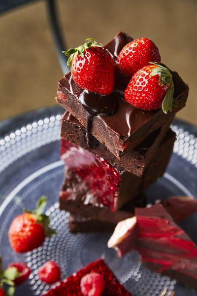 ゆっくり味わうチョコレートアロマ「ブラウニー」
