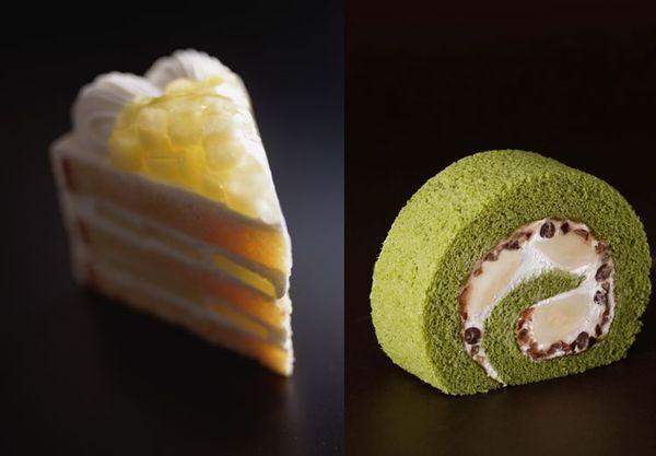 『スーパーメロンショートケーキ』や『新edo抹茶ロール』も
