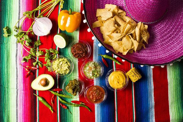 2017年の夏のビアガーデンは「ラテンのお祭り」がテーマ