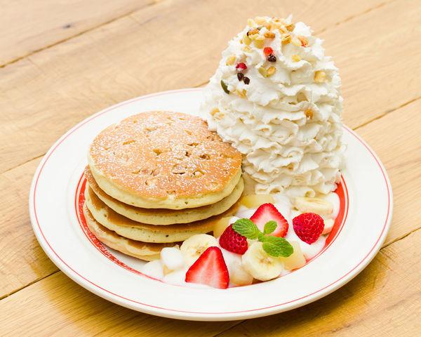 ららぽーとTOKYO-BAY店1周年記念『Ekahi(エカヒ)パンケーキ』