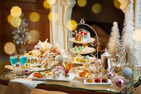 『プリンセス・シンデレラのアフタヌーンティー』~クリスマスの魔法~