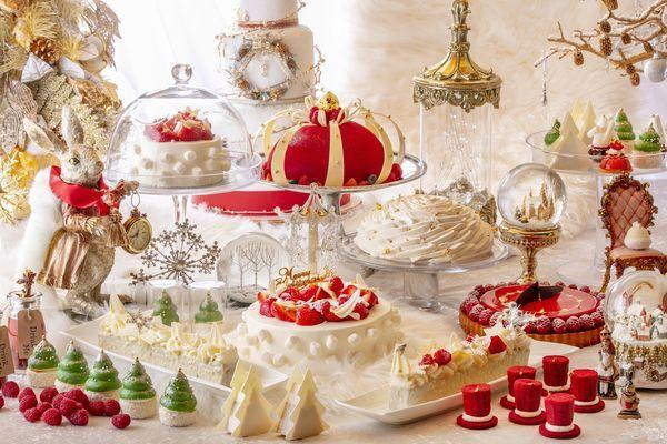 白銀の世界で贈る最高にロマンチックなアリスワールド