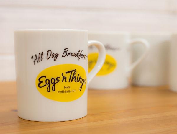 オープン記念、オリジナルマグカッププレゼント