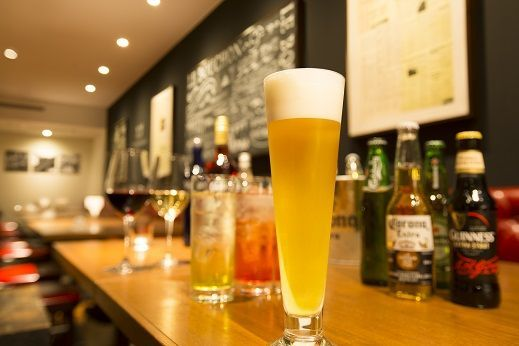 天神スカイホール(天神大丸のビル16階) レストラン「ル・ブション」Beer&Coolプラン2017