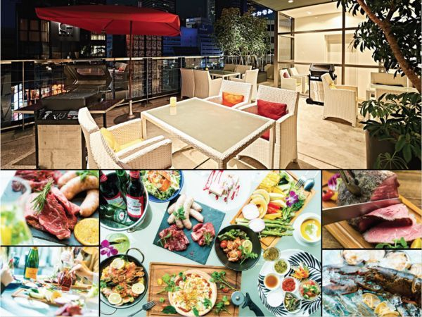 ONE on ONE Garden Restaurant(ワンオンワン ガーデンレストラン)