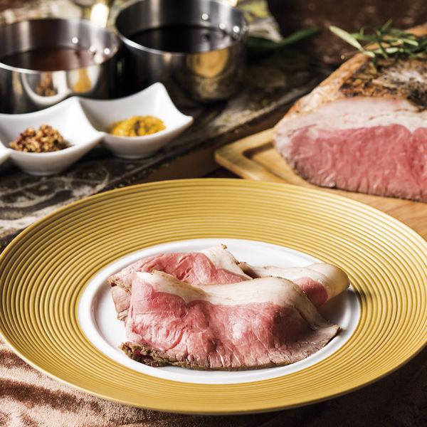肉料理の王様「ローストビーフ」でお腹いっぱいになろう!