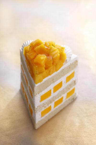 【パティスリーSATSUKI】エクストラスーパーマンゴーショートケーキ