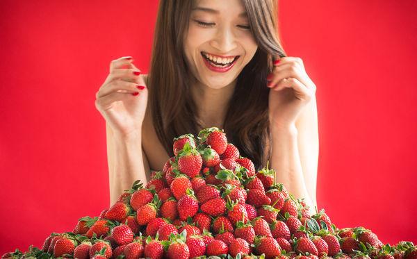 「ストロベリーマニア~苺に恋する午後~」開催概要