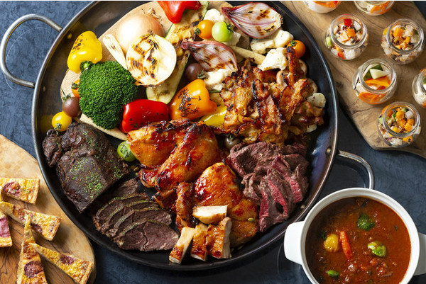 ANAクラウンプラザホテル福岡 クラウンカフェ ビアテラス
