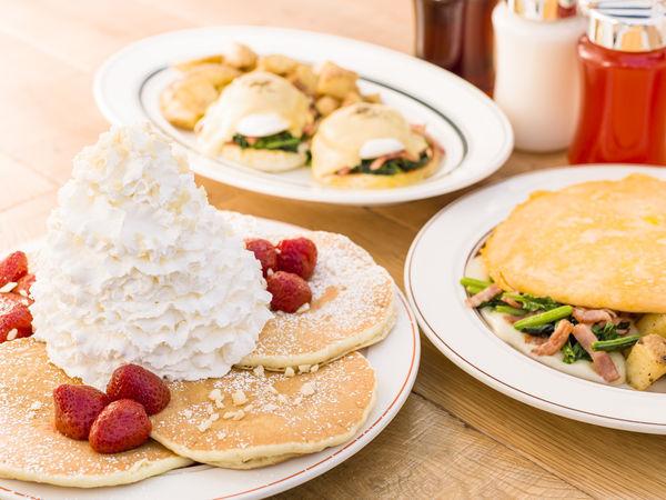 エッグスンシングス ららぽーとEXPOCITY店(Eggs 'n Things)
