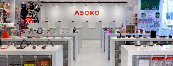 ASOKO 梅田NU茶屋町店