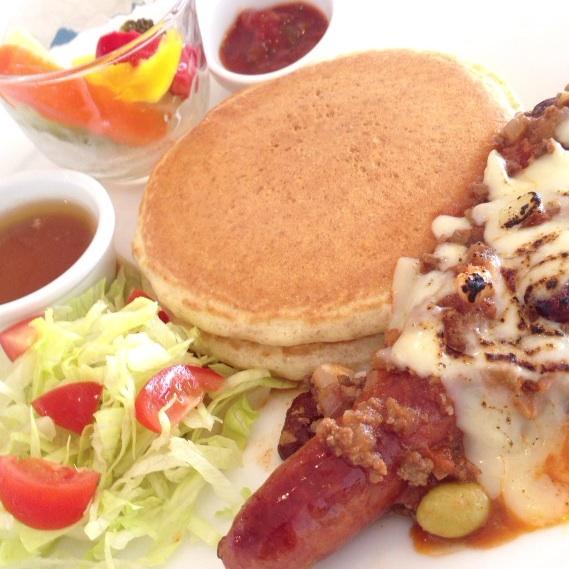 Seaside cafe Hanon(波音)