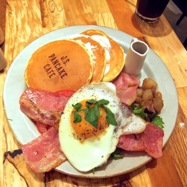 j.s. pancake cafe ららぽーと富士見店(J.S. パンケーキカフェ)