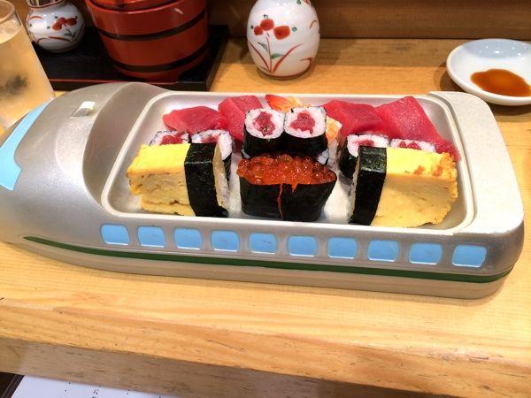 寿司 丘 美登利 梅 ヶ