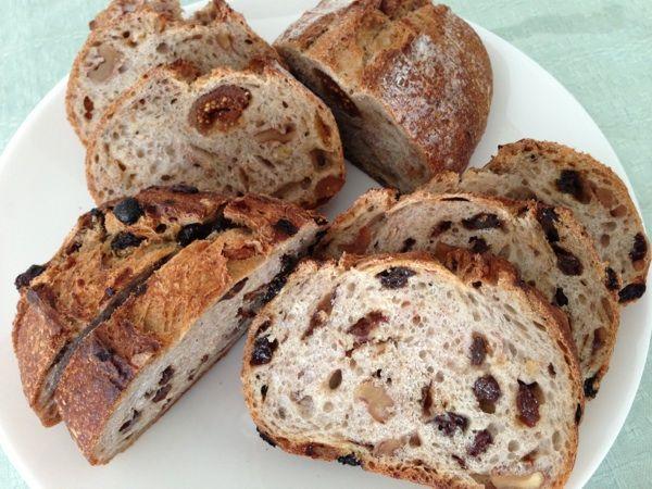 ルヴァン 富ヶ谷店 朝食はフィグノアとメランジェ。久しぶりにいただいてやっぱり一番好きなハードパンだと再認識!