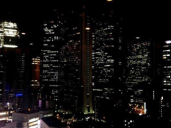 プリンス ホテル 新宿