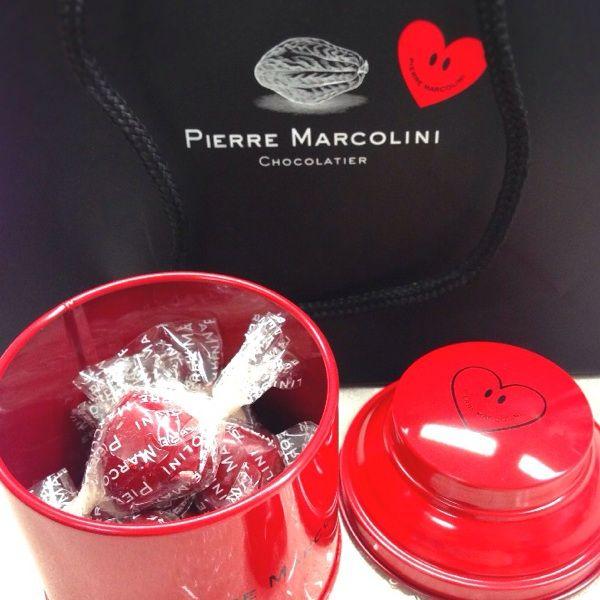 ピエールマルコリーニ 銀座店 限定のショッパーもかわいい♥ 🐻